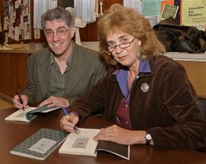 Richard Greene and Hannah Main-van der Kamp