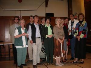 Liturgy launch group photo