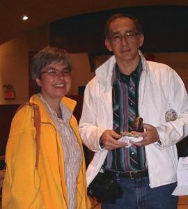 Liturgy launch Nada and Giorgio