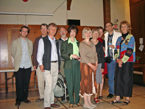 Liturgy launch photo