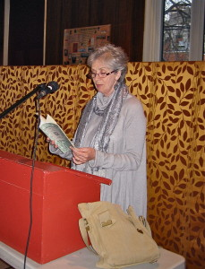Hannah Main-van der Kamp photo