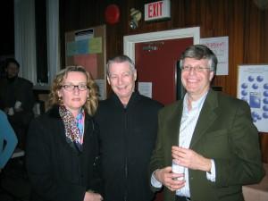 Sylvia vrh Zoldos, Jon Redfern, and Nicholas Terpstra